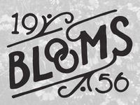 1956 Blooms WIP