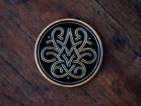 Anzollitto Monogram Coin