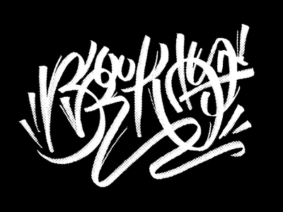 Brooklyn grafitti lettering new york brooklyn