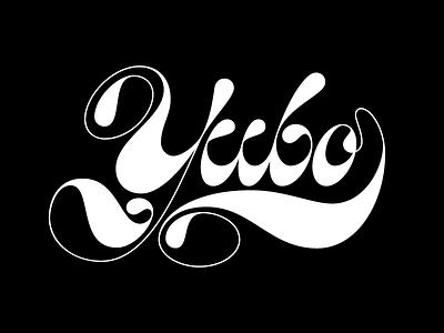 Yubo flourishes yubo spencerian lettering lettering