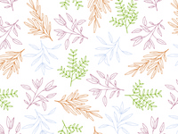 Mixed Greens Studio Botanical Illustration