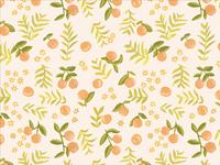 Clementine Pattern Design