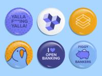TrueLayer Buttons