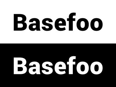 Basefoo logo logo delivery software planning business development design company