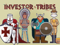 Tribes Illustration