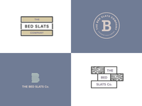 😴  🛏️ Bed Slats Co Branding Concepts 🛏️ 😴