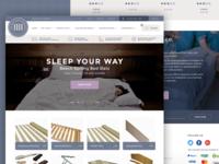 Bed Slats Co Website