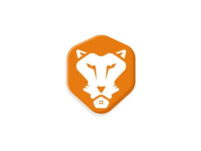 Ingenious Property Lion Logo | Lion Real Estates Logo
