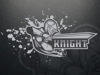 Knight eSports Logo | Knight Mascot Logo