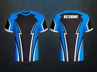 Premade eSports Jersey Design For Sale