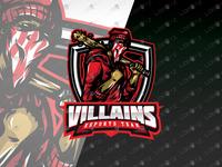 Strong eSports Logo For Sale | Strong Mascot Logo