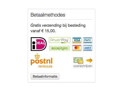 Payment Methods payment payment methods ecommerce e-commerce webshop box clean sleek white