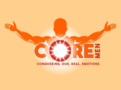 CORE Men Logo vector logo branding art apparel graphic design design