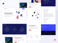 Intersection Growth Partners - Landing Page