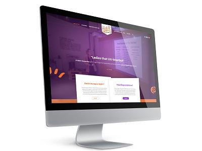 Community Website Homepage homepage web website concept community