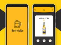 Beer Guide App