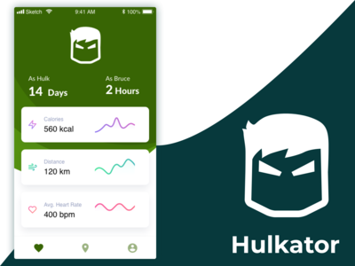 Hulkator - Find Your Hulk!