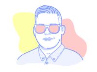 Self Portrait - Graphics for iPad