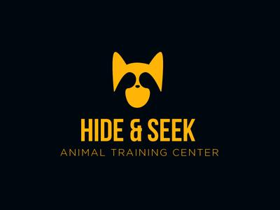 Hide & Seek logo design