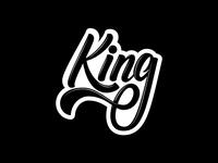 King Logotype