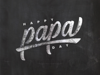 Happy Papa Day