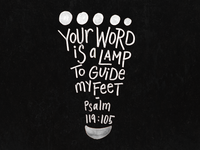 Your word is a lamp