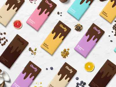Packaging Chofy Chocolates