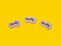 Chofy Brand Pins