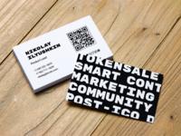 Business card mock up2