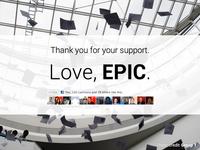 Love, EPIC