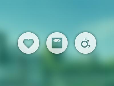 Health glyphs belgium clean minimal minimalist glyphs icons icon health