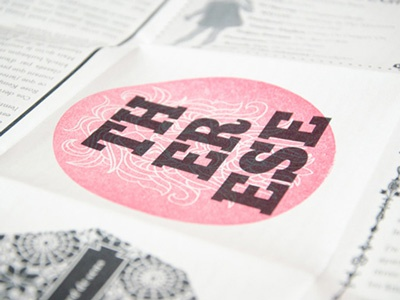 Therese Fanzine