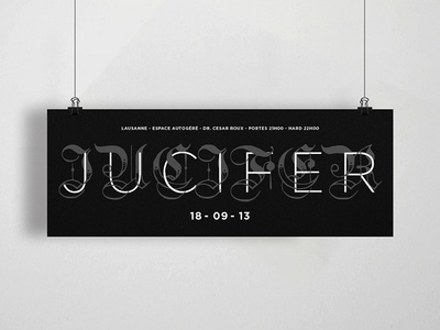 Jucifer's Poster