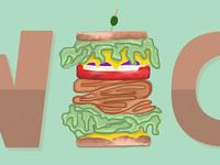 Sandwich Diet