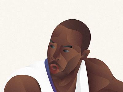 8.24 / old kobe 24 mamba profile head face basketball losangeles lakers nba kobebryant bryant kobe tribute design artwork illustration