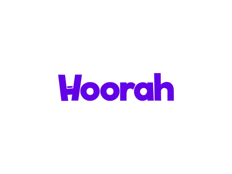 Brand identity for Hoorah design business logo business brand design startups startup logo startup logos logo branding