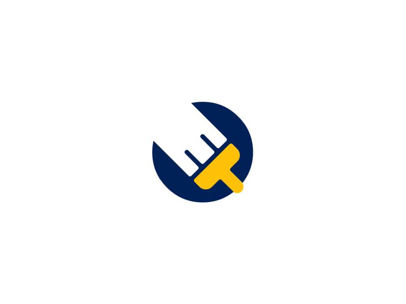 Brand identity for Socket Paint design business logo business brand design startups startup logo startup logos logo branding