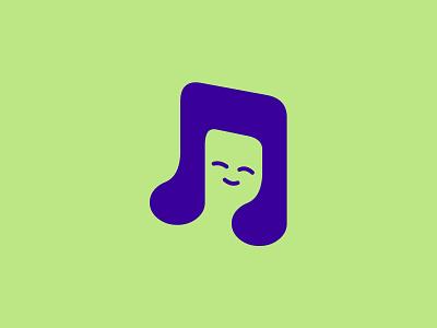 Make Music logo concept brandinspiration logoideas logoinspiration logodaily logo musicnote tune composition songwriter song musician daysoftheyear makemusicday makemusic worldmusicday worldmusic musicday music logoconceptday