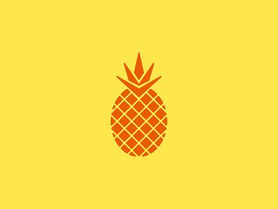 Pineapple logo concept brandinspiration logoideas logoinspiration logodaily logoconcept logo daysoftheyear pinacolada anana pina fruit pineappleday pineapple logoconceptday