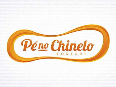 Design of Logo | Pé no Chinela | Shoes store mark symbol confort chinelo no pé mayer everson logo brand store shoes