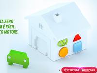 3d house blender for advertising