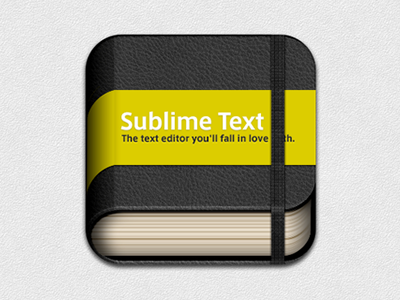 Sublime Text Icon icon