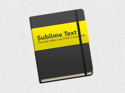 Sublime Text Icon icon