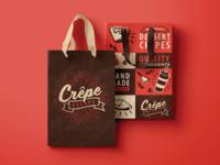 Crépe Escape Bags