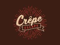 Crepe Escape Logo