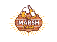 Marsh Land Badge