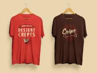 Crepe Escape T-Shirts