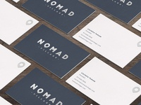 Nomad Business Cards
