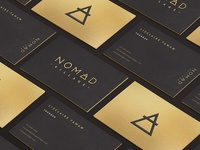 Nomad Business Cards 2
