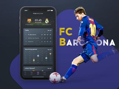 FCB Mobile APP - FC Barcelona